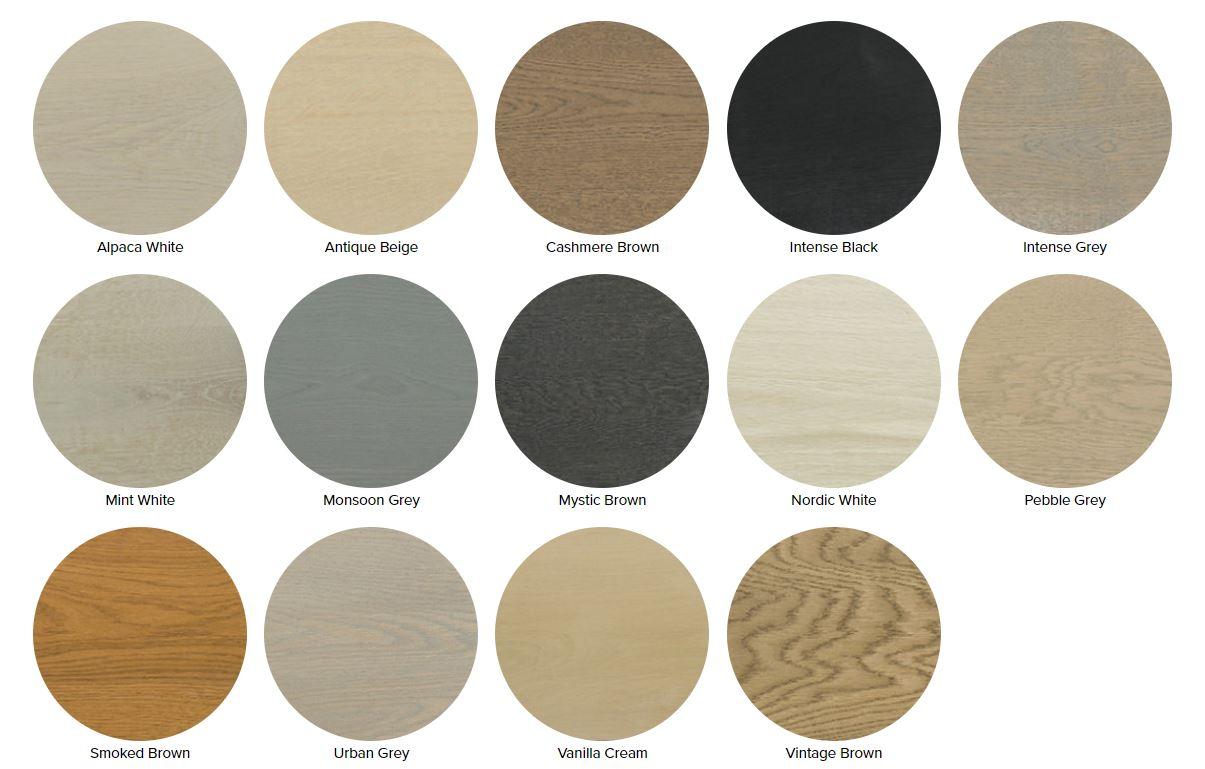 Rubio Monocoat Color info