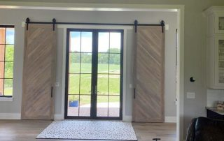 CUSTOM BARN DOORS IN ATLANTA