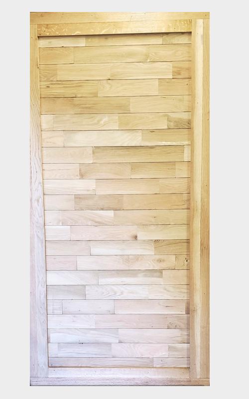 Short Plank Door